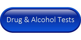 blue button - drug testing